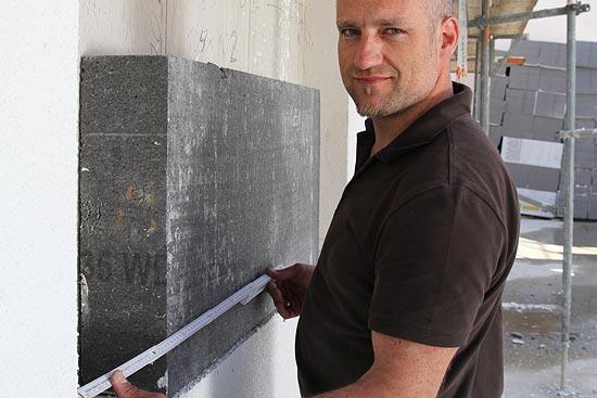 Bauleiter auf unseren eigenen Baustellen in Stuttgart
