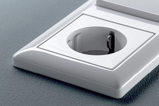 neue Steckdosen sorgen für Sicherheit